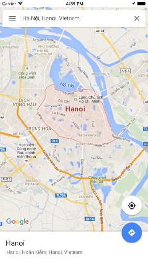 Bản đồ Việt Nam for Google Maps,Hà Nội,Huế,Hồ Chí Minh,Sài Gòn ...