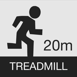 Bleep Test 20m Treadmill