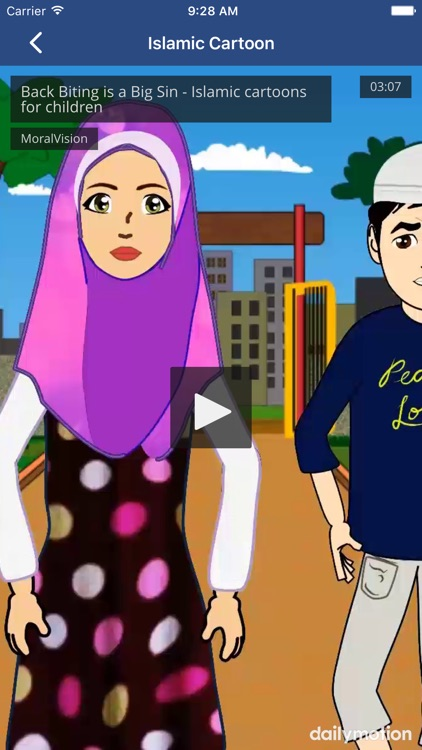 Islamic Cartoon in English - Urdu & Islamic Moral Stories by Nasreen
