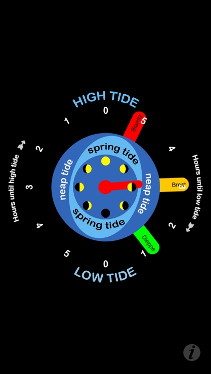 Tide Clock screenshot-2