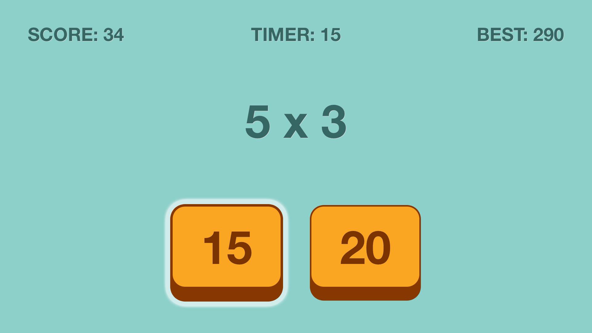 Add Up Fast Math Puzzles screenshot 4