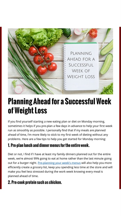 17dd Blog - 17 Day Diet Recipes and Meal Plans screenshot-3