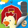 Farm Story Maker Activity Game for Kids and Toddlers Premium