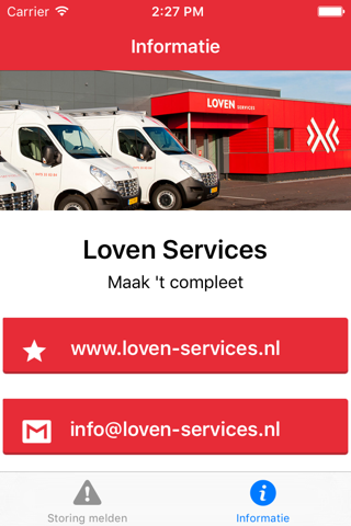 Loven Services screenshot 3