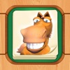 Happy Jigsaw Puzzle - Trivia Game of Click 4 Block to Collage 1 Pic