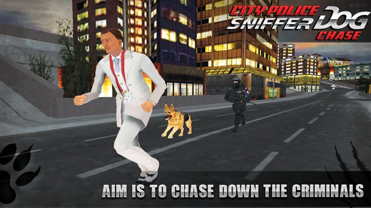 Security Police Dog Sniffer Simulator : Help forces secure the city from criminals screenshot-3