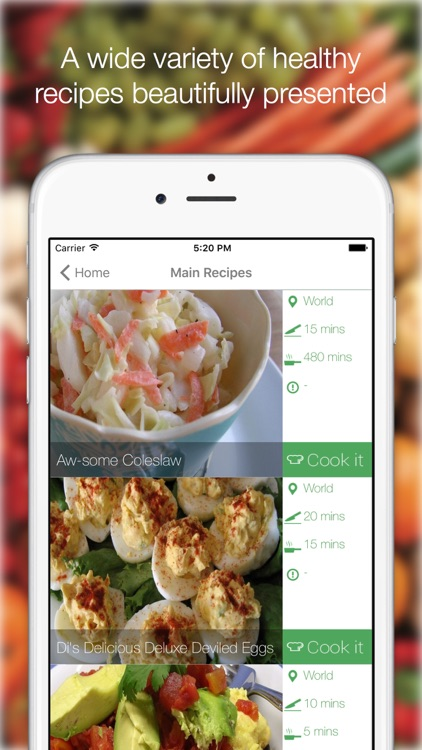 Healthy Lunch Recipes - Find All Easy Recipes screenshot-0