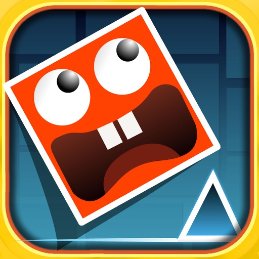 A Red Impossible Jump PRO
