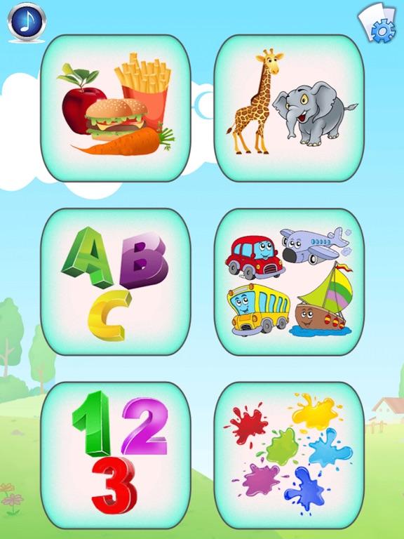 Baby Flash Cards: 500+ toddler flashcards for kids - AppRecs