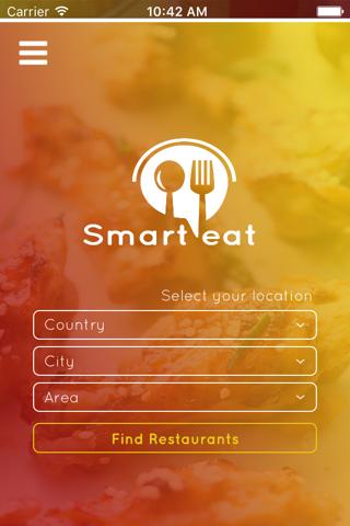 SmartEat - náhled