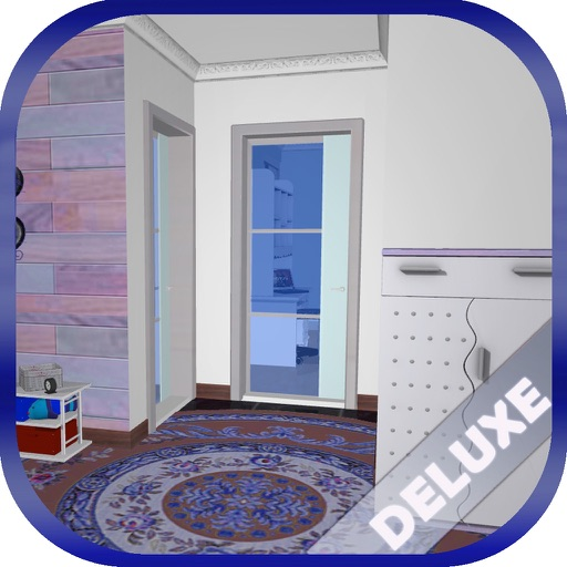 Can You Escape 12 Fancy Rooms Deluxe icon