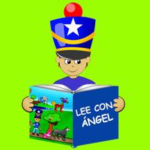 Lee con Ángel