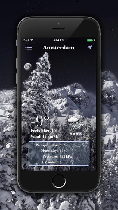 Weather Professional Forecastのおすすめ画像1