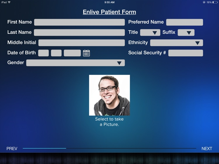 Enlive Patient Forms