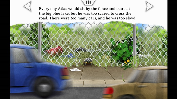 Turtle Crossing - An Animated, Interactive Storybook App screenshot-4