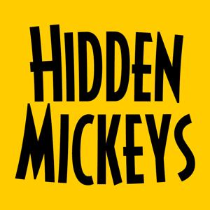 Hidden Mickeys: Walt Disney World Edition app