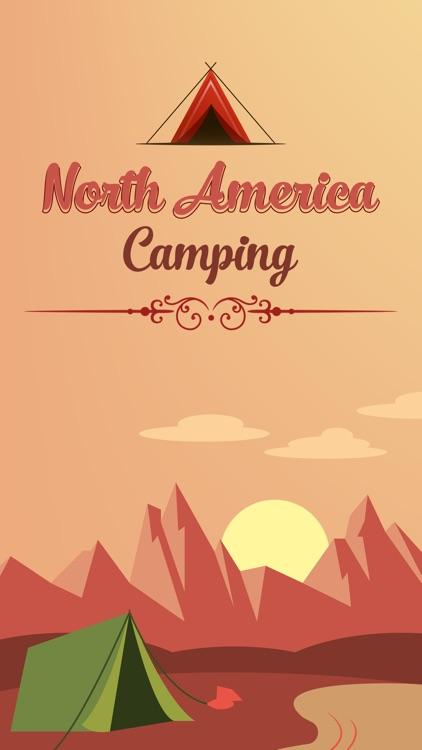 North America Camping Locations