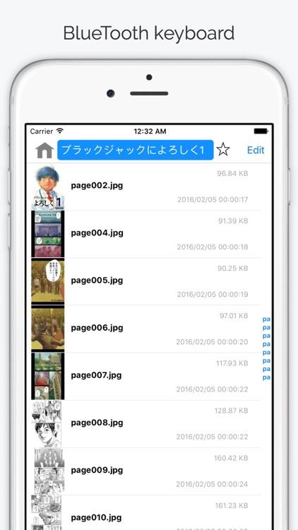 ComicShare - book reader screenshot-4