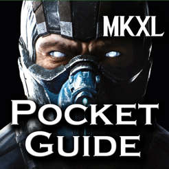Mkxl Pocket Guide Mortal Kombat Xl Edition Kustom Kombos