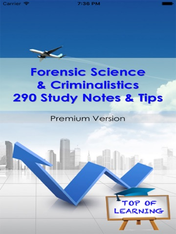 Forensic Science Criminalistics App Price Drops
