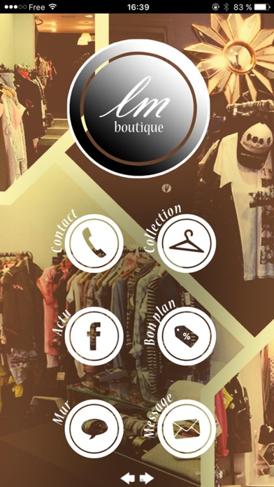 LM Boutique screenshot two