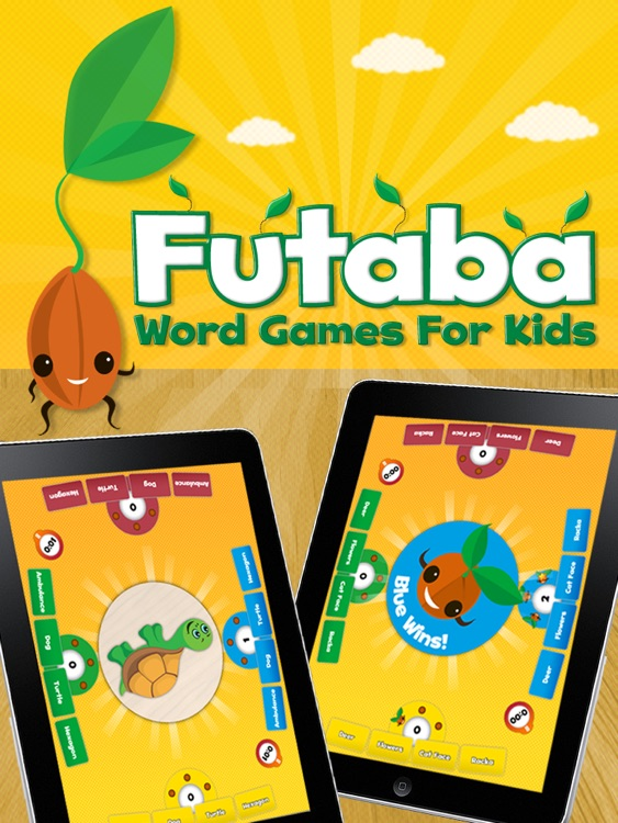 Word Games for Kids - Futaba screenshot-4