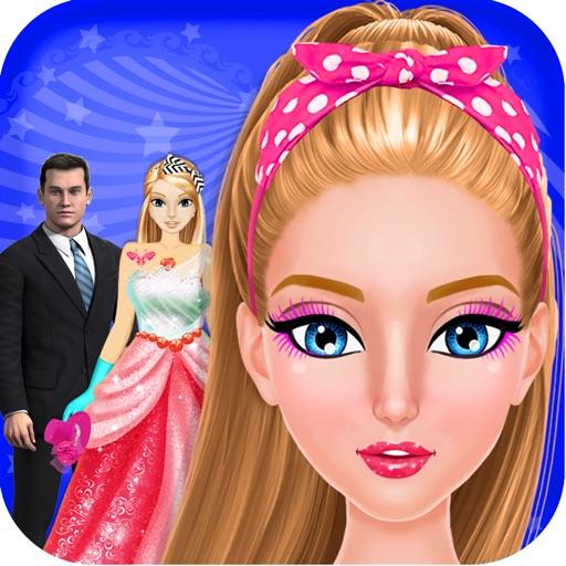 Party Dress Up & Fashion Make Up