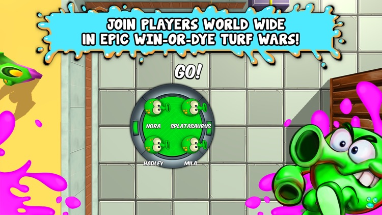 Splat Wars screenshot-3
