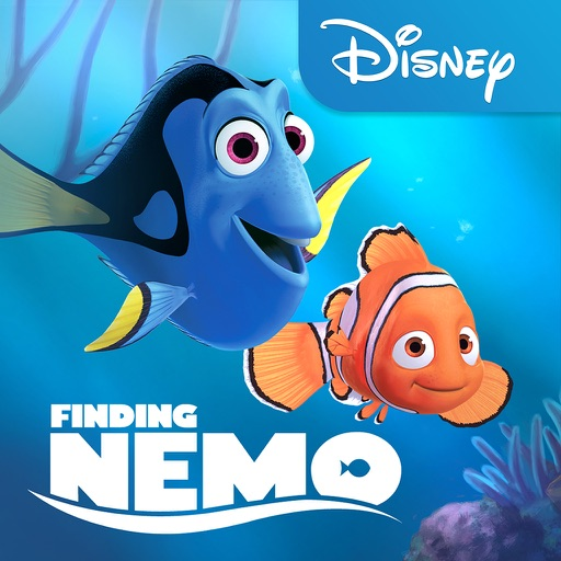Finding Nemo Storybook Deluxe icon