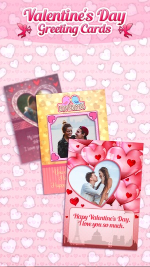diy valentine s day greeting cards and customized ecards on the app
