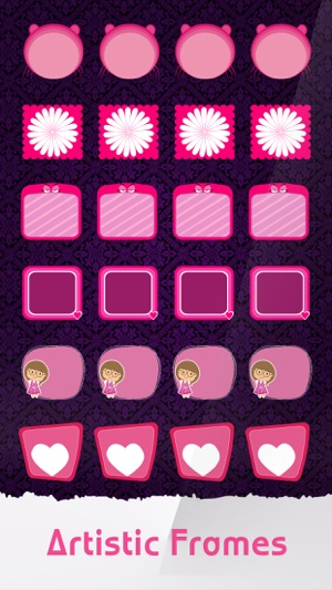 Pink Icon Skins Maker Home Screen Wallpapers Pro For IPhone IPad IPod On The App Store