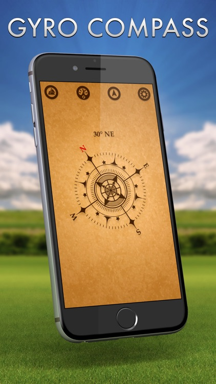 Gyro Compass screenshot-3
