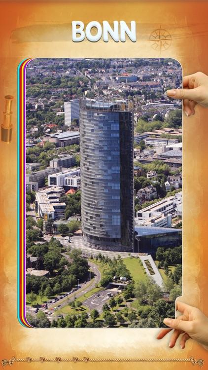 Bonn City Offline Travel Guide