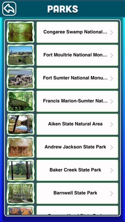 South Carolina National & State Parks screenshot-2