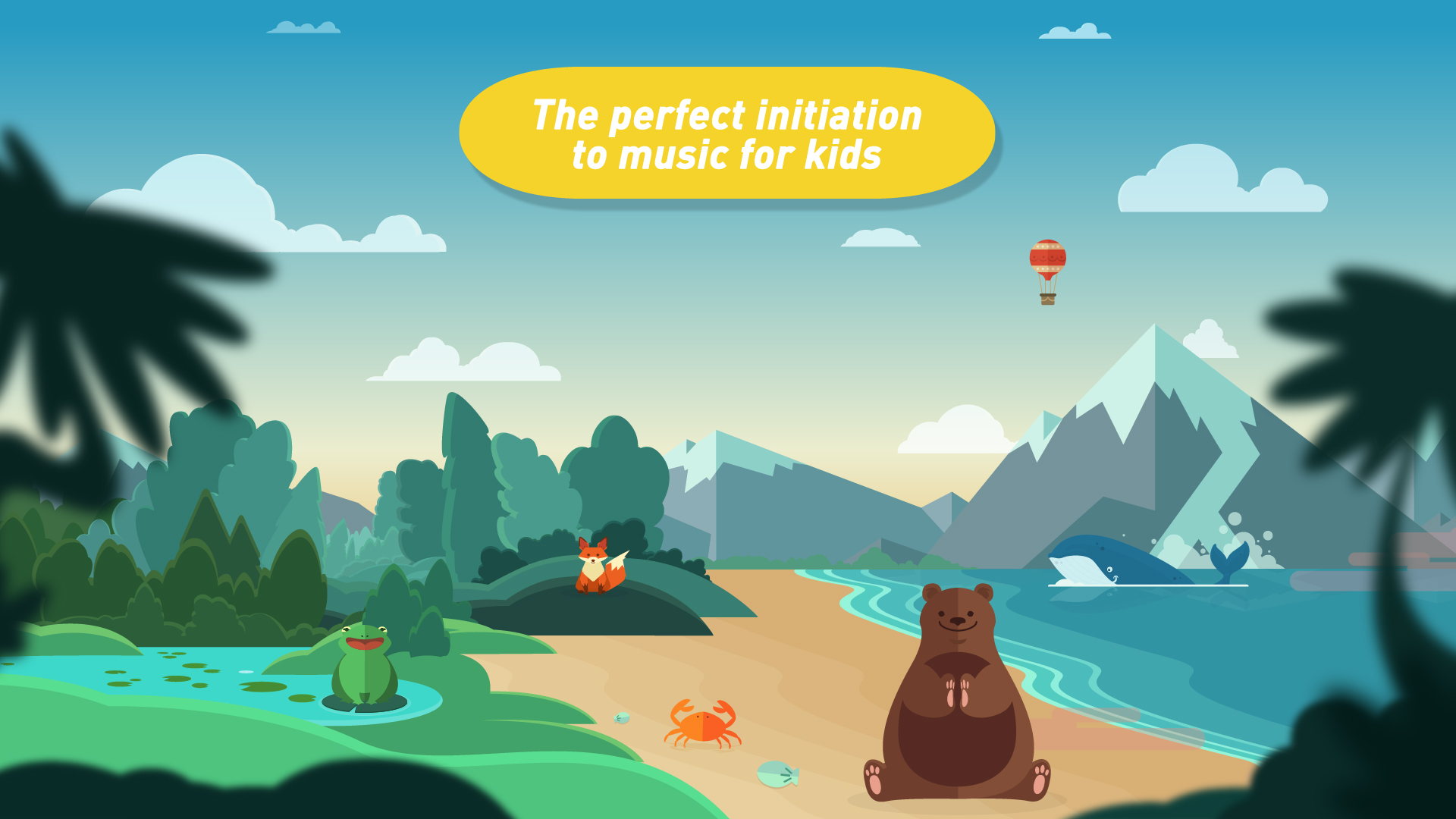 Easy Music - Give kids an ear for music screenshot 11