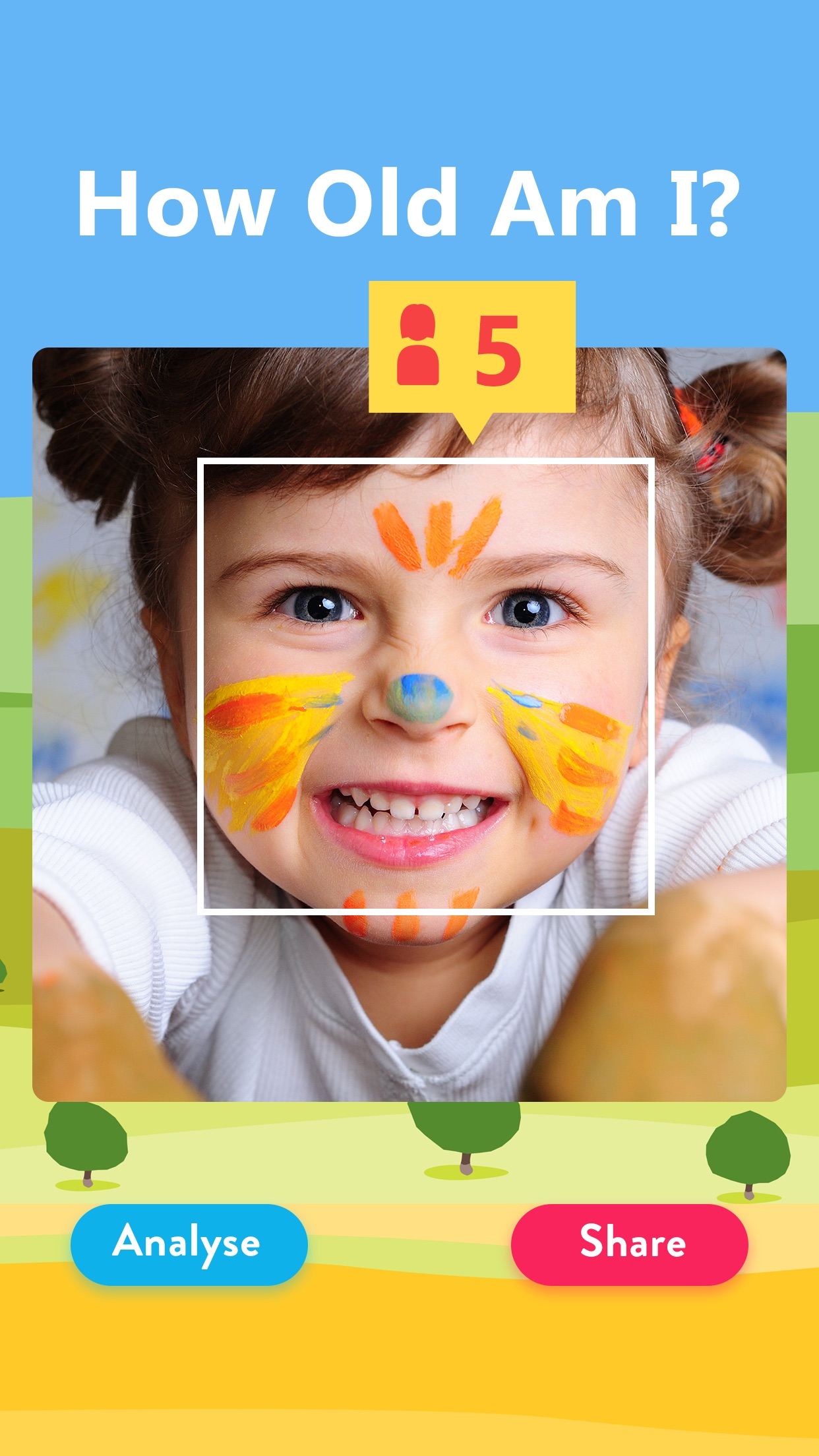 What Would Our Baby Look Like - Cool game to guess likeness by face photo Screenshot