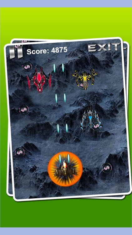 Star Fighter Aircraft Warfare Bullet Hell Shooter