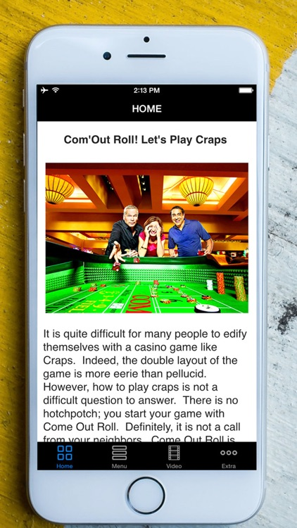 How To Play Craps - A Complete Guide