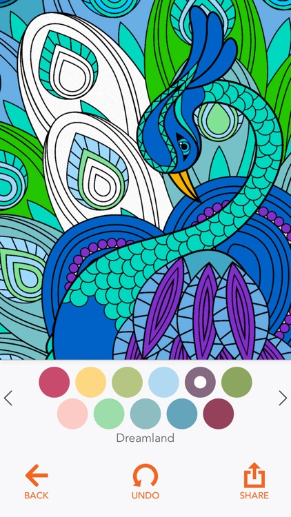 ColorArt Coloring Book screenshot-2