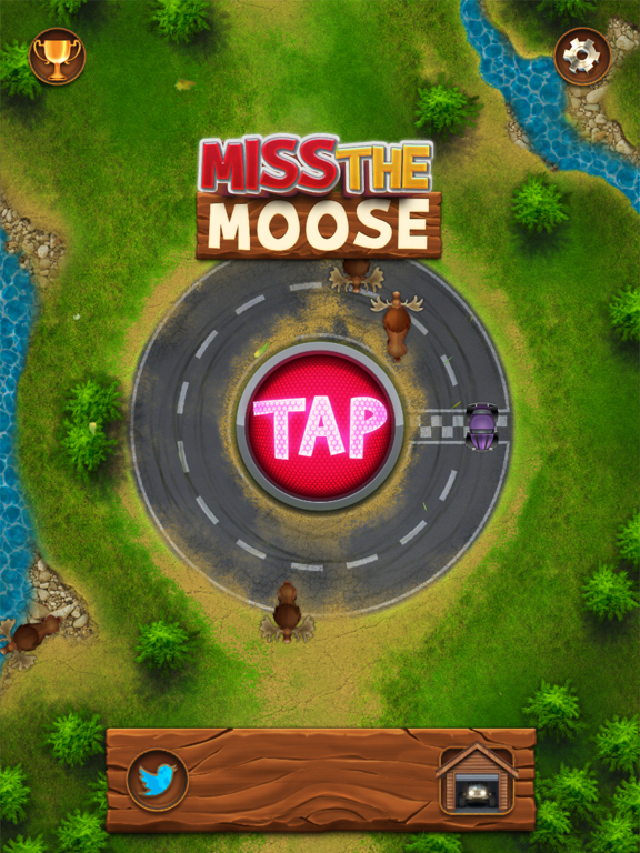 Screenshot #4 pour Miss the Moose