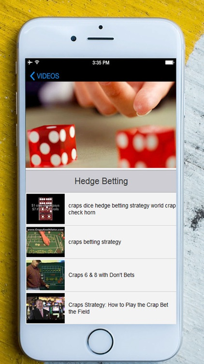 How To Play Craps - A Complete Guide screenshot-3