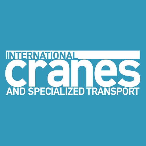 International Cranes & Specialized Transport - The global magazine for the lifting and specialized transport industry