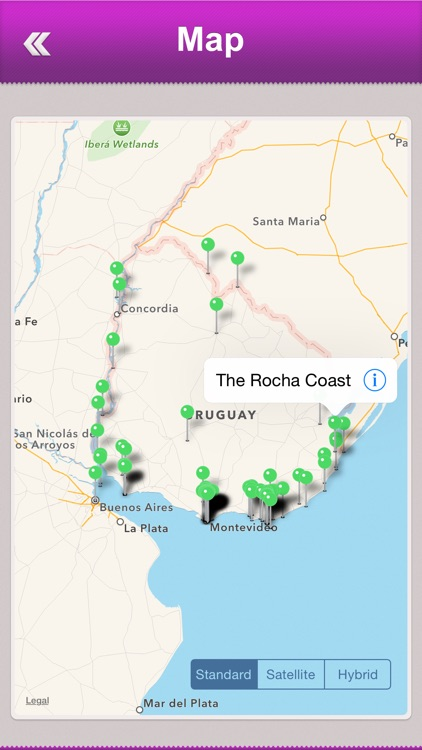 Uruguay Tourist Guide screenshot-3