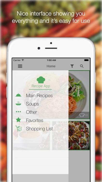 Healthy Dinner Recipes - Find All Easy Recipes screenshot-3