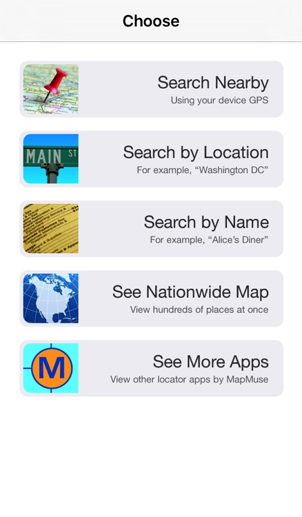 Alternative Fuel Finder screenshot-4