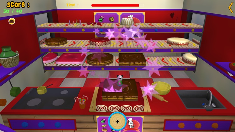 exciting rabbits for kids - free screenshot-3