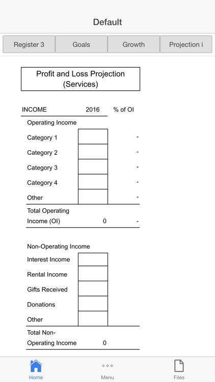 Income Statement screenshot-4