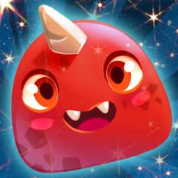 Alien Match 3 Battle : Cute monster ascendance puzzle free games for baby