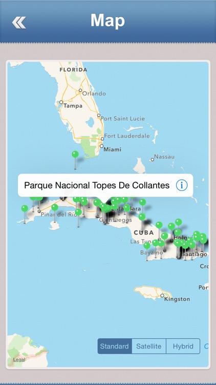 Cuba Offline Travel Guide screenshot-3