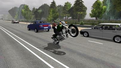 Russian Moto Traffic Rider 3Dのおすすめ画像5